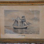 Tavla Lit. blad 1800-tal
