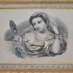 Tavla Lit.blad 1800-tal