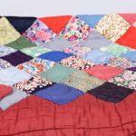 Textil Lapptäcke tid 1900-tal