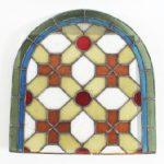 Blyglasfönster 18-1900 tal